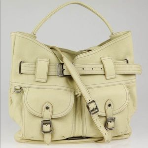 🌺Burberry leather bag